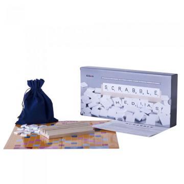 Joc Scrabble Medias de la Chess Events Srl