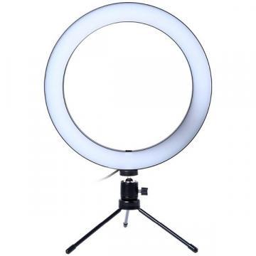 Lampa circulara de masa Ring Fill Light, 3 tipuri iluminare de la Startreduceri Exclusive Online Srl - Magazin Online - Cadour