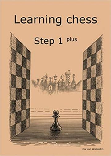 Carte, Learning chess Step 1 Plus Workbook de la Chess Events Srl