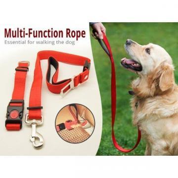 Lesa pentru caini ajustabila Multifunctional Dog Rope de la Startreduceri Exclusive Online Srl - Magazin Online - Cadour