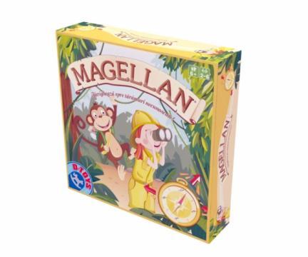 Joc de strategie Magellan de la Chess Events Srl