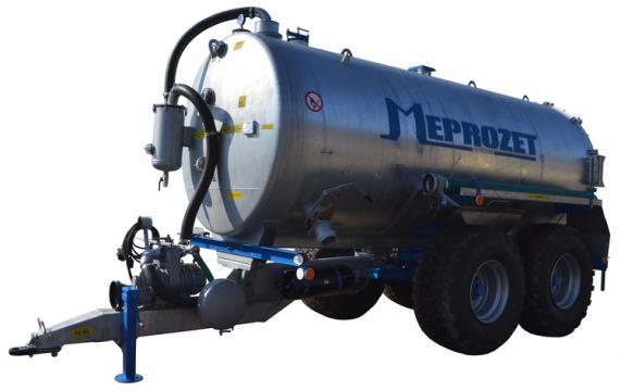 Vidanja PN 1/12 - 12.000 litri de la Romagrotehnica Srl.