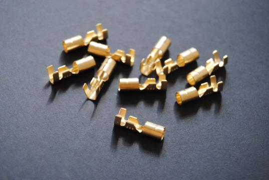 Papuc bullet M 2,4mm, 0.5-1.5mm, t.max. 125*C