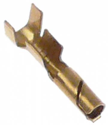 Papuc bullet M 2mm, 0.25-1.0mm, t.max. 125*C