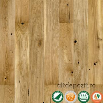 Parchet triplustratificat stejar Raisins Grande 14 mm de la Altdepozit Srl