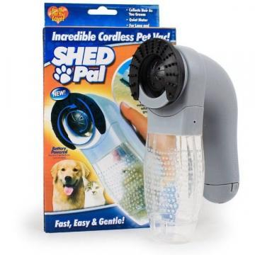 Aparat electric vacuum de inlaturare a parului de animale de la Startreduceri Exclusive Online Srl - Magazin Online - Cadour
