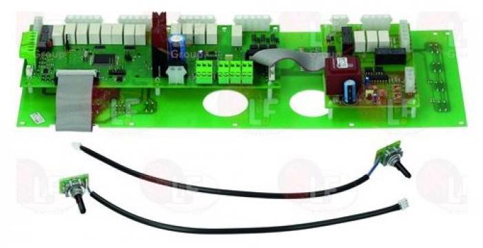 Placa electronica cu butoane de comanda 410X150mm