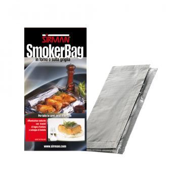 Punga pentru afumat Sirman Smoker Bag de la GM Proffequip Srl