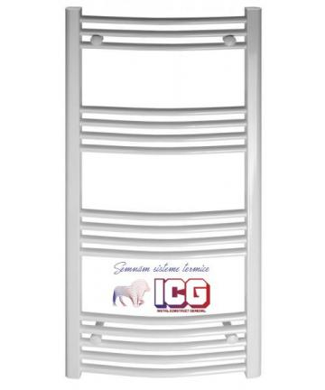 Radiator portprosop curbat 500x1000 de la ICG Center