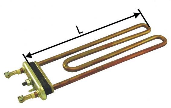 Rezistenta electrica MSR 3000W, 230V, 305mm