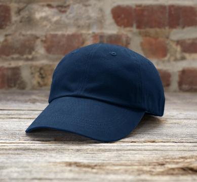 Sapca Solid Low-Profile Brushed Twill Cap de la Top Labels