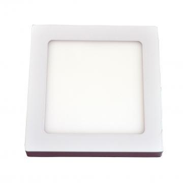 Spot LED patrat 24W, 1850LM, 3000K, IP20