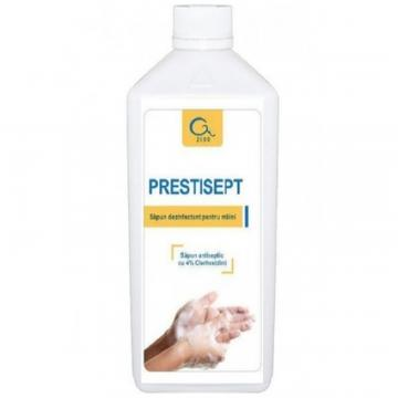 Sapun lichid dezinfectant si antiseptic maini si tegumente