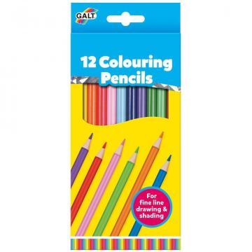 Set 12 creioane de colorat de la A&P Collections Online Srl-d
