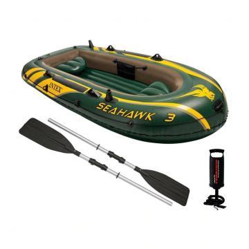 Set barca gonflabila 68380 Seahawk 3, pentru 3 persoane de la On Price Market Srl