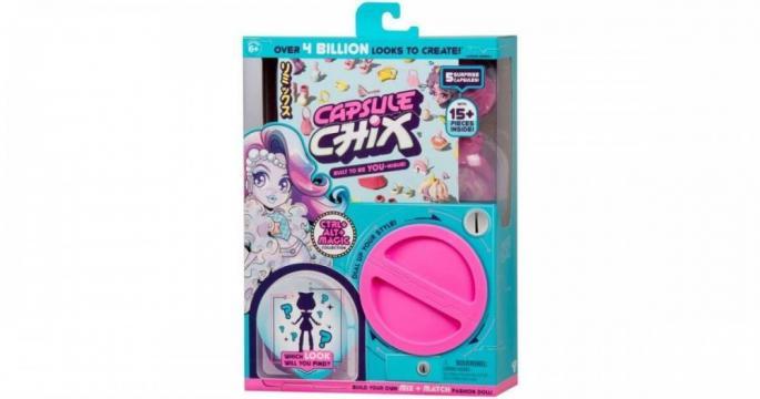 Joc Capsula Chix S1 Sgl Pk Ctrl+Alt+Magic de la Pepita.ro