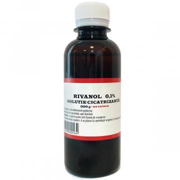 Solutie rivanol 0,1% (200ml)