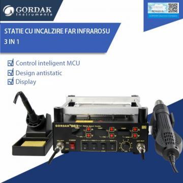 Statie de lipit cu infrarosu Gordak 863 de la Retail Net Concept SRL