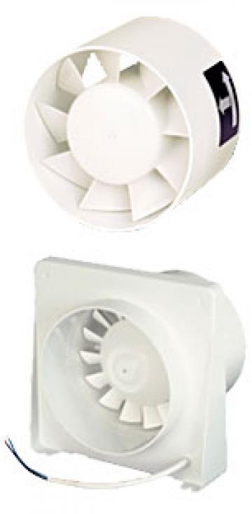 Ventilator axial circular ingropat TDM-300