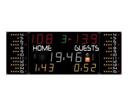 Tabela electronica baschet FIBA 452MB7020 Stramatel