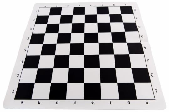 Tabla de sah din vinil no. 4 de la Chess Events Srl