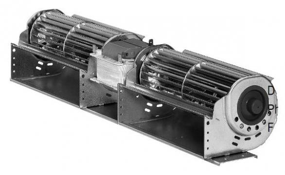 Ventilator tangential QL4/2525-2124