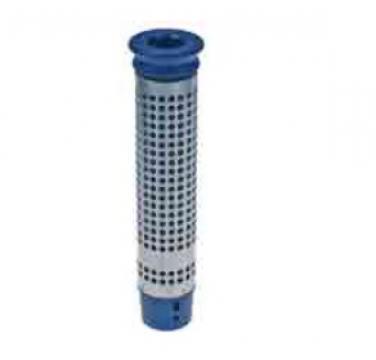 Teava deversare plastic si otel inoxidabil 48mm, h=170mm de la Kalva Solutions Srl