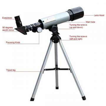 Telescop astronomic pentru amatori si incepatori F36050 de la Startreduceri Exclusive Online Srl - Magazin Online - Cadour