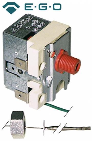 Termostat de siguranta 365*C, 1 pol, 16A, bulb 4mmx96mm