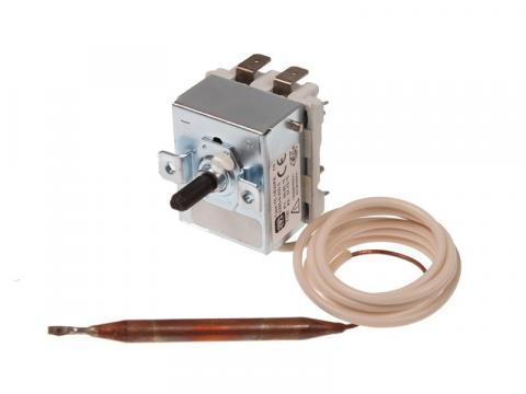 Termostat reglabil 2NO 2NC 7-55C