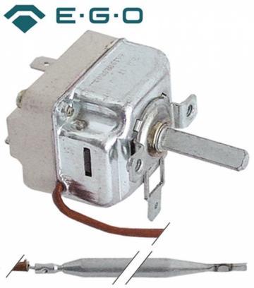 Termostat reglabil 30-110C, 1NO, 16A