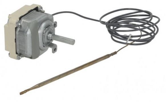 Termostat trifazic reglabil 50-320*C, 3NO, 16A, 3mmx120mm