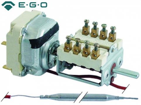 Termostat trifazic reglabil 100-300C, 3NO, 16A