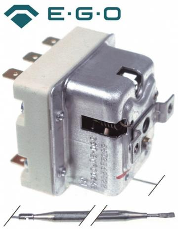 Termostat de siguranta 236*C, 3 poli, 20A, bulb 6mmx77mm de la Kalva Solutions Srl