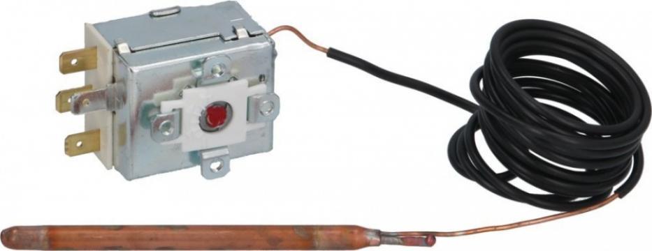Termostat monofazic de siguranta 90C de la Kalva Solutions Srl