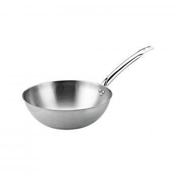 Tigaie wok Steel de la GM Proffequip Srl