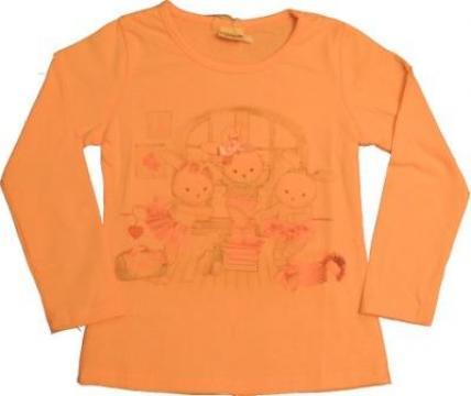 Tricou cu maneca lunga CO pentru copii de la A&P Collections Online Srl-d