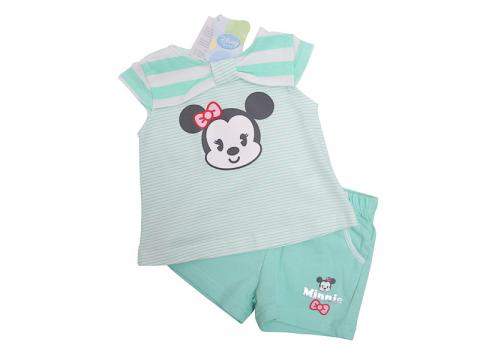 Set tunica si pantalon scurt pentru copii