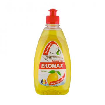Detergent vase manual flacon 500 ml Ultradish Lemon de la Ekomax International Srl