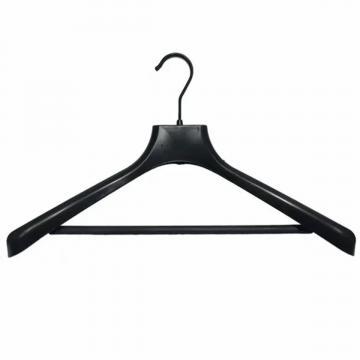 Umeras plastic cu carlig pentru haine groase, 42cm (1 buc) de la Sirius Distribution Srl