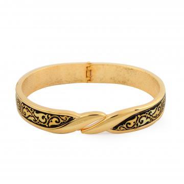 Bratara incrustata cu fir de aur Toledo