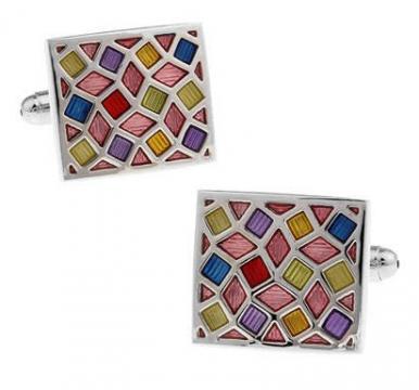 Butoni pentru camasa Mosaic