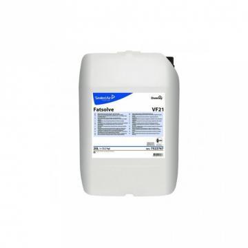 Detergent degresant spumant Fatsolve, diversey, 20 litri