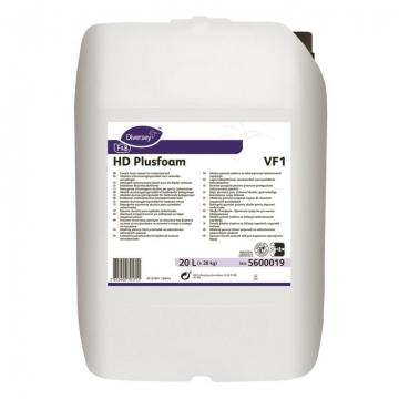 Detergent spumant bazic HD Plusfoam, Diversey, 20L