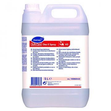Dezinfectant maini Soft Care Des E, Diversey, 5 L de la Sanito Distribution Srl