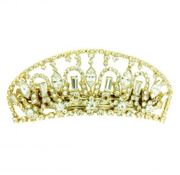 Diadema cu cristale Swarovski de la Luxury Concepts Srl