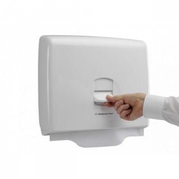 Dispenser acoperitoare colac toaleta Kimberly-Clark Aquarius