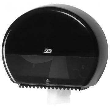 Dispenser hartie igienica mini Jumbo Tork negru