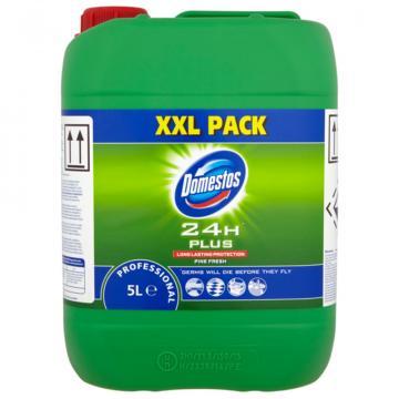 Igienizant grupuri sanitare - Domestos 24H Plus 5