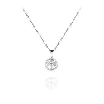 Martisor pandantiv din argint 925 Tree Of Life de la Luxury Concepts Srl